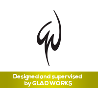 GLAD WORKS Logo
